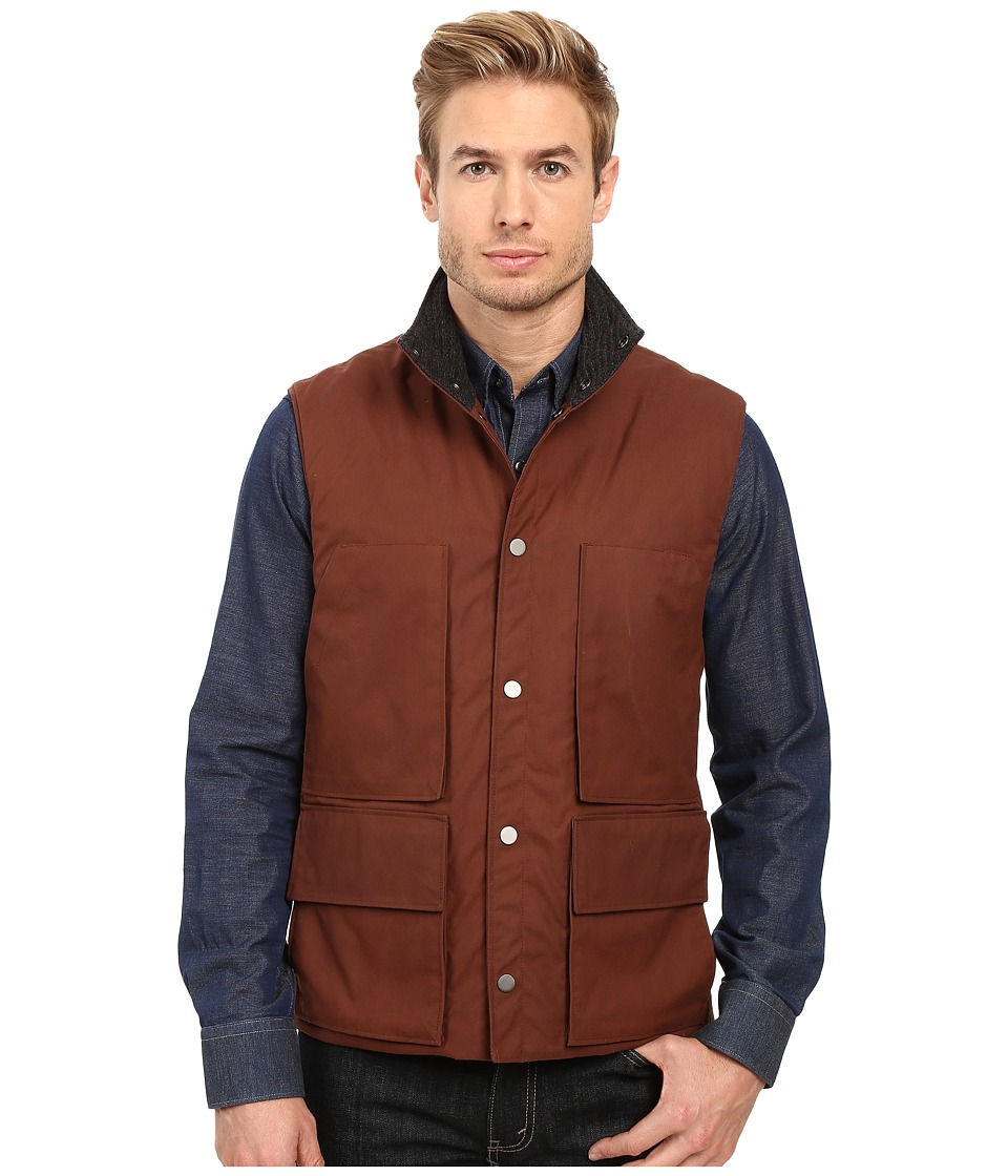 Exley NB - Service Vest (Mineral Red) Men's Vest