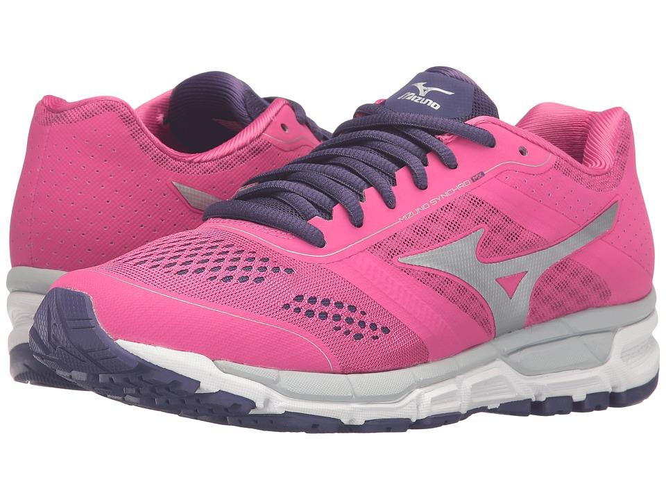 Mizuno - Synchro MX (Fuchsia Purple/Mulberry Purple) Women's Shoes