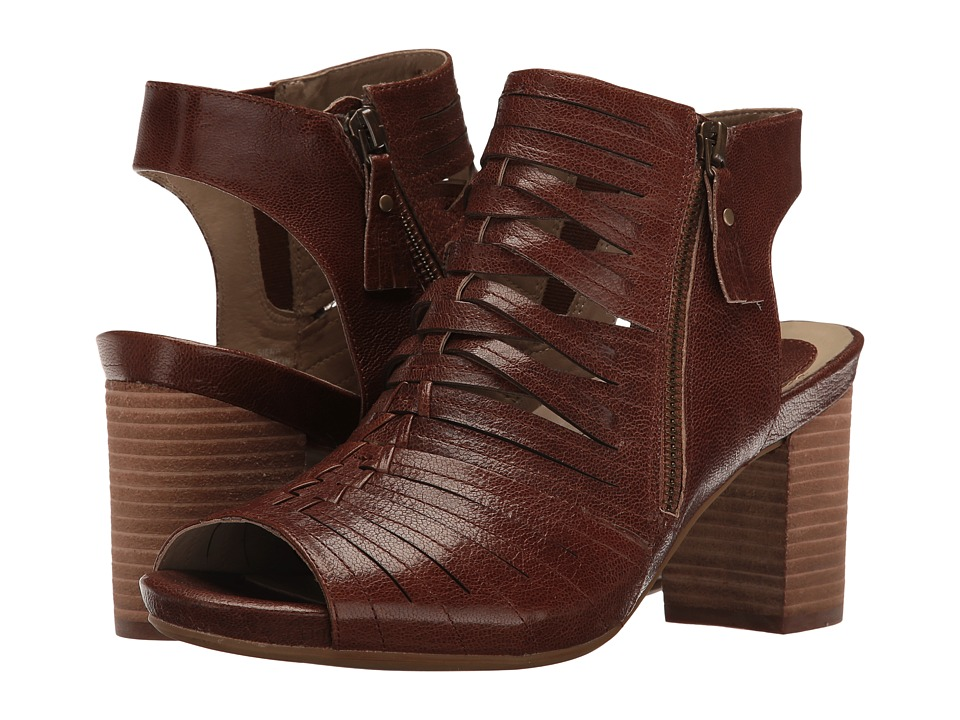 Earth - Siena Earthies (Cinnamon Leather) Women's Shoes