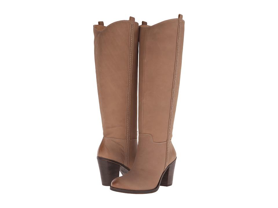 Lucky Brand - Ebbie (Sesame) Women's Boots
