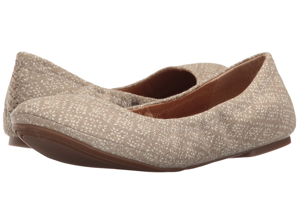Lucky Brand - Emmie (Cobblestone) Women's Flat Shoes