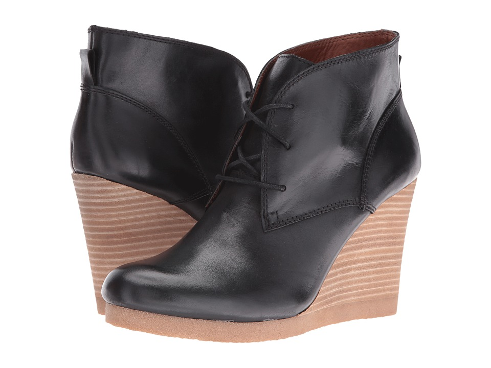 Lucky Brand - Taheeti (Black) Women's Wedge Shoes