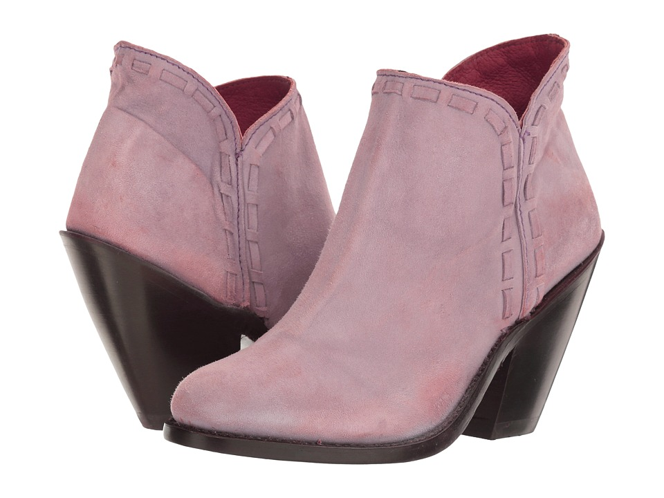 Dan Post - Marlena (Lilac Nubuck Fashion Round) Cowboy Boots