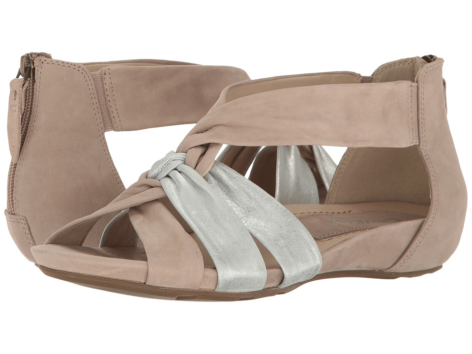 Earth Sora Earthies (Taupe Soft Buck) Women