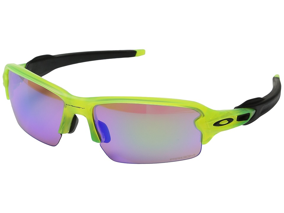 Oakley - Flak 2.0 (Uranium w/ Prizm Golf) Snow Goggles