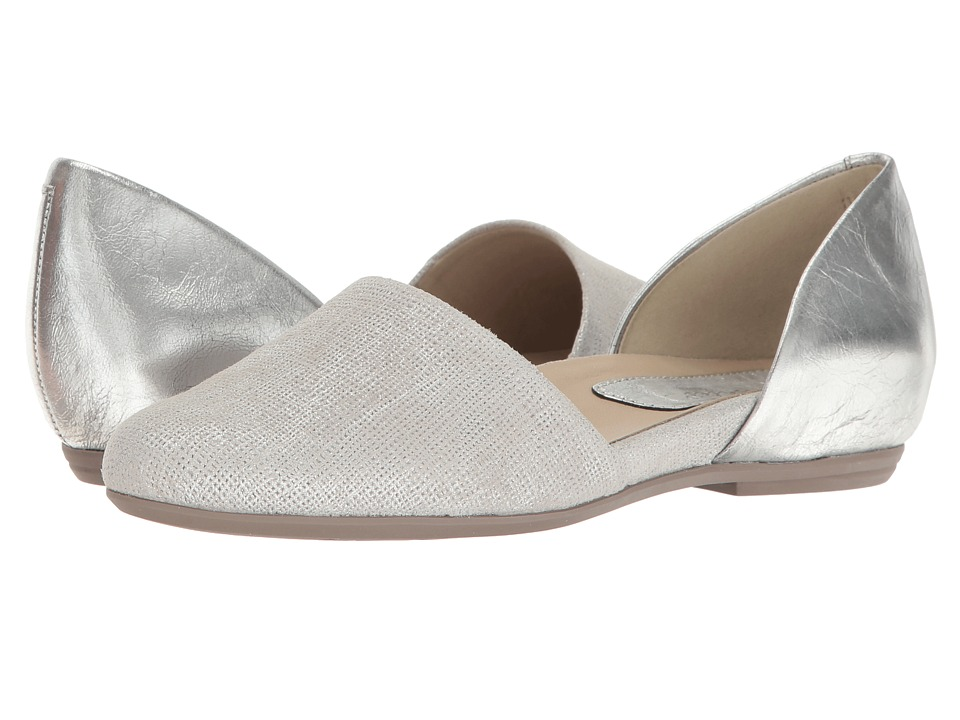 Earth Brie Earthies (Grey Printed Leather) Women