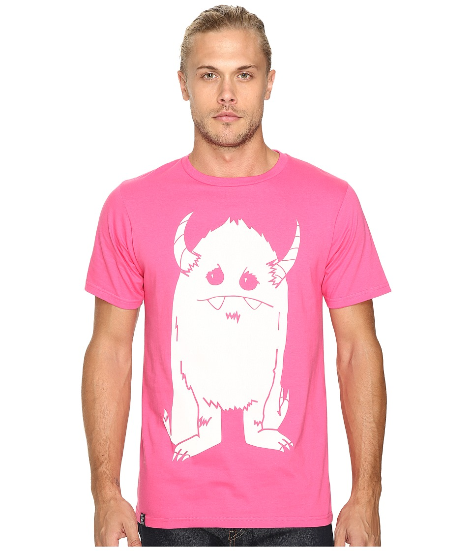 Depressed Monsters - Yerman Premium Tee (Hot Pink) T Shirt