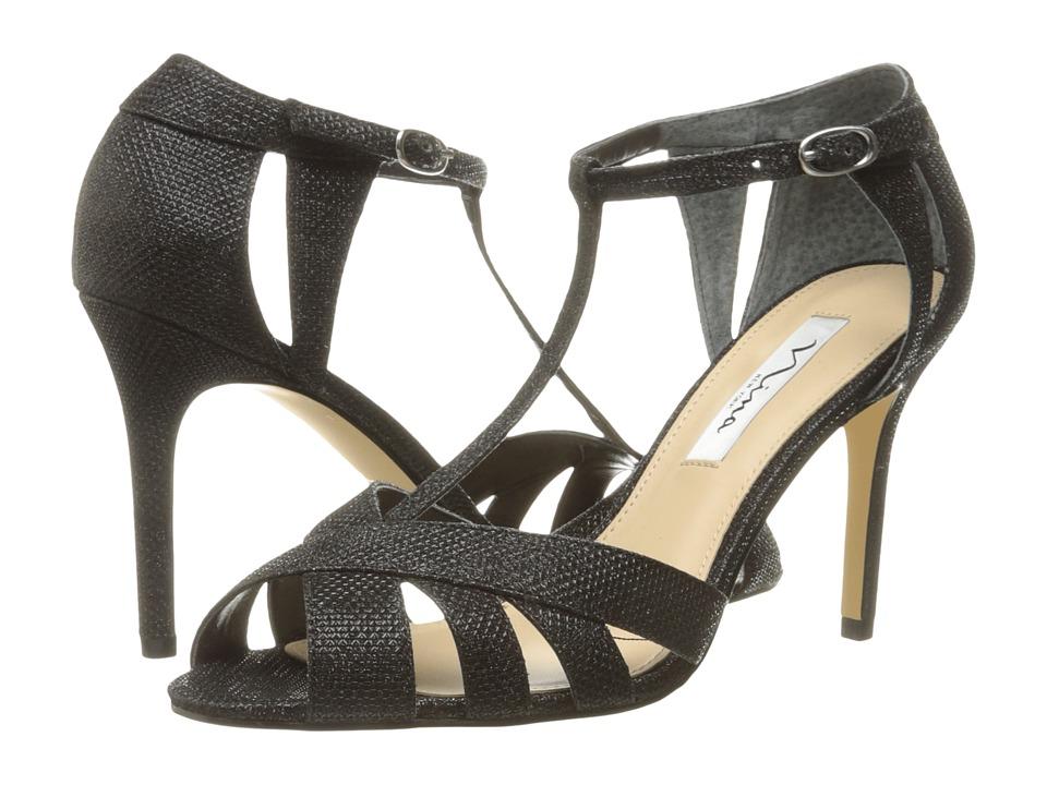 Nina - Ricarda (Black) High Heels