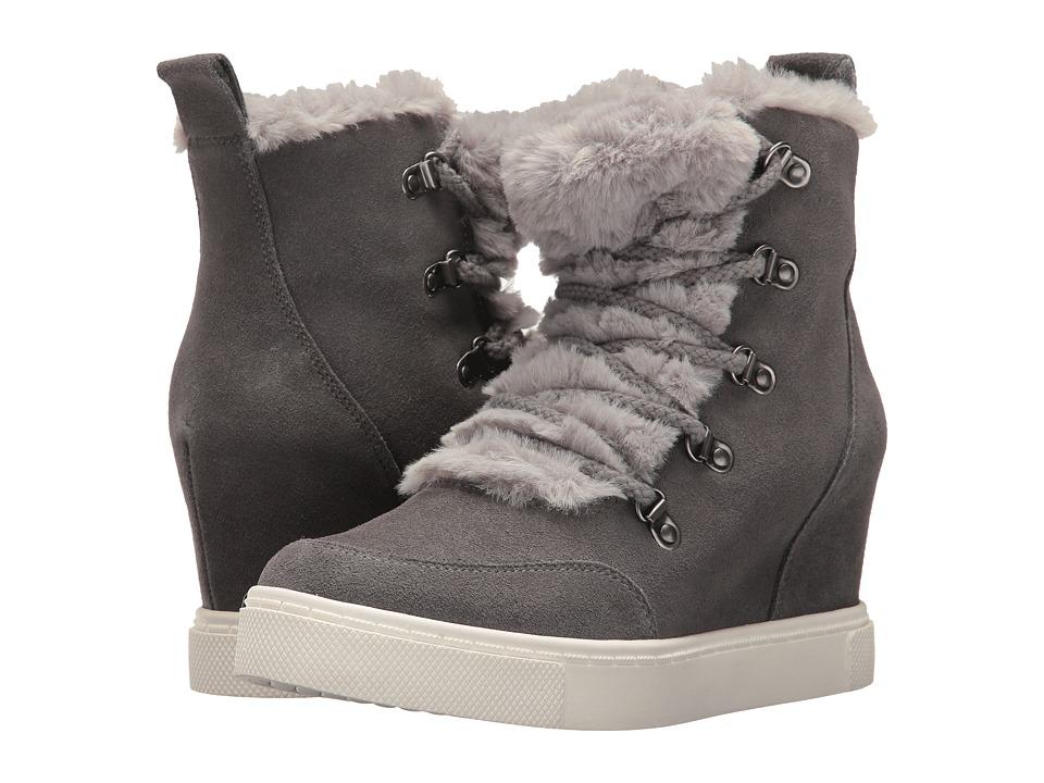 Steve Madden - Lift (Grey Multi) Women's Shoes