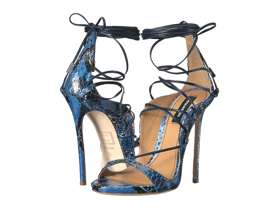 DSQUARED2 - Strappy Sandal (Blue) Women's Shoes