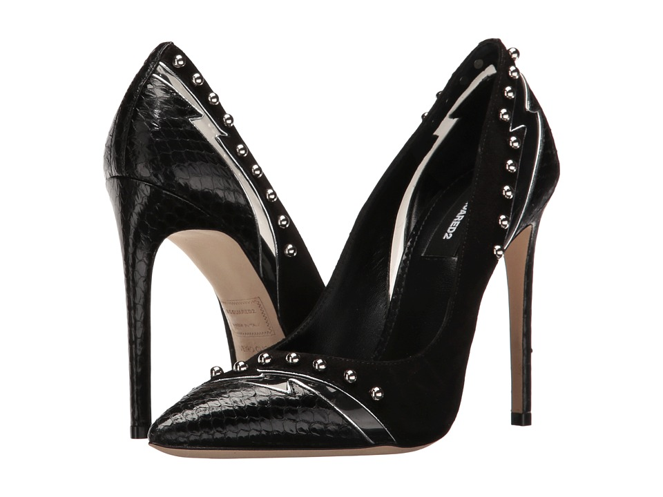 DSQUARED2 - Pump (Nero) Women's Shoes
