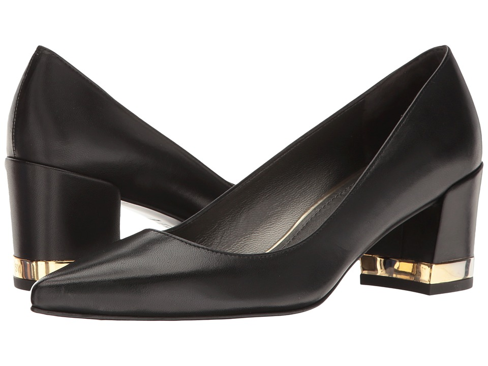 Stuart Weitzman - Band (Black Nappa) Women's Shoes