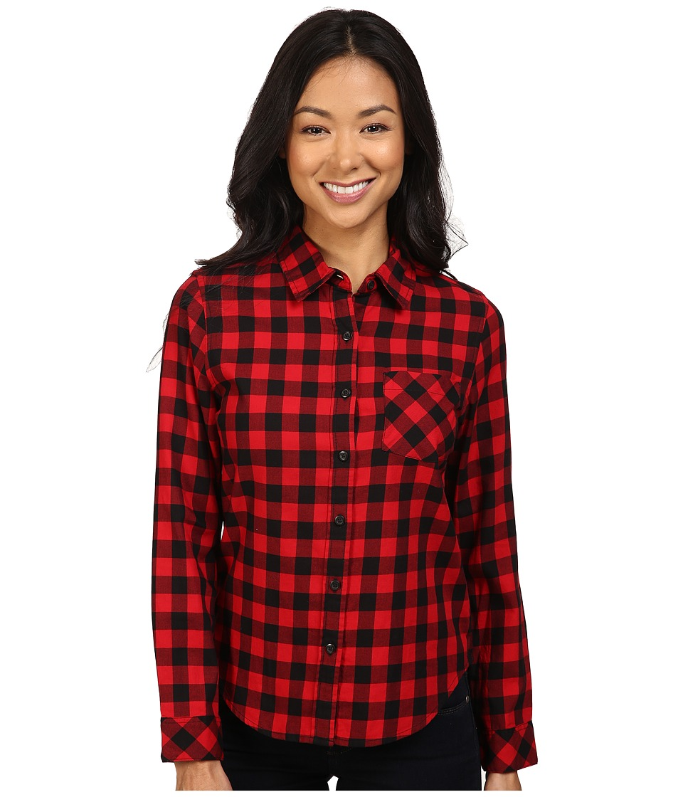 Pendleton - Petite Frankie Plaid Shirt (Rob Roy Tartan) Women's Clothing