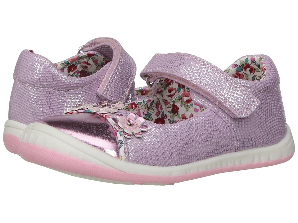 Beeko - Hai II (Toddler) (Pink) Girl's Shoes