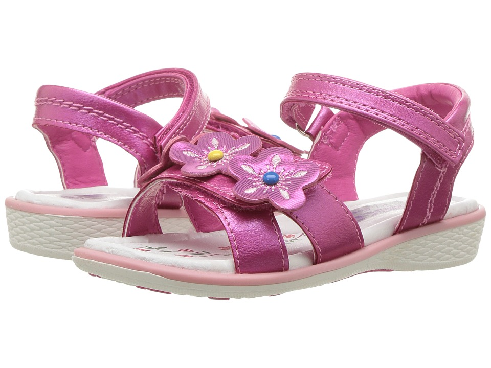 Beeko - Wera II (Toddler/Little Kid) (Fuchsia) Girl's Shoes
