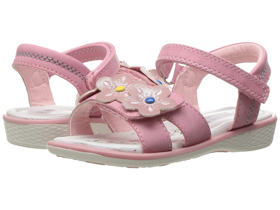 Beeko - Wera II (Toddler/Little Kid) (Pink) Girl's Shoes