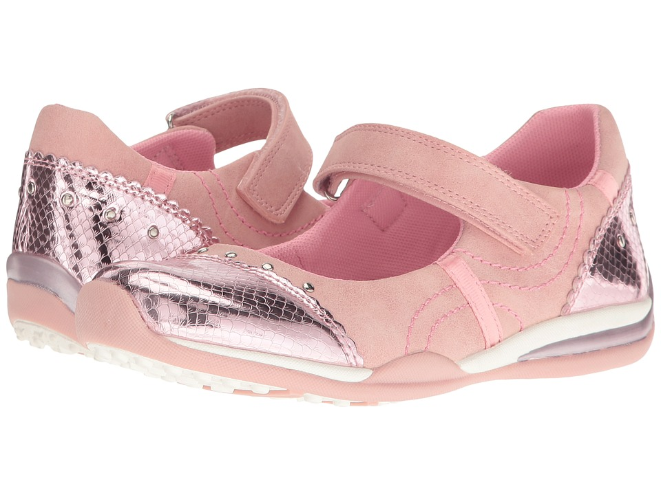 Beeko - Han II (Little Kid/Big Kid) (Pink) Girl's Shoes