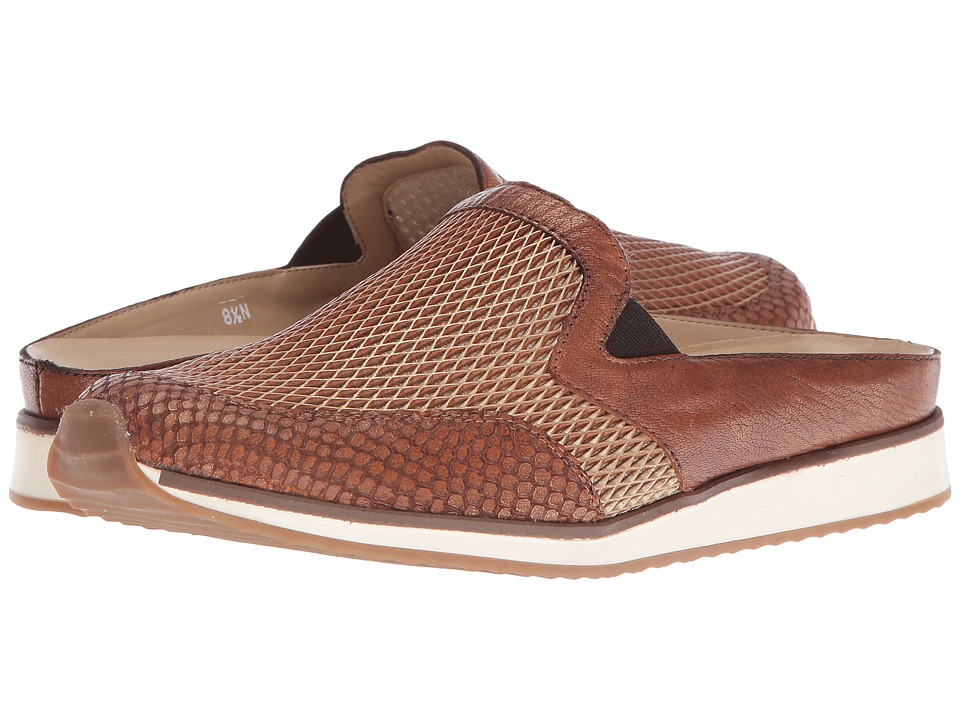 Sesto Meucci - Caron (Cognac Speedy Surf/Cognac Chopin/Cognac Surf) Women's Shoes