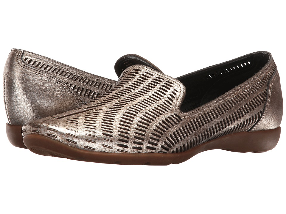 Sesto Meucci - Gunny (Platino Zingato) Women's Sandals