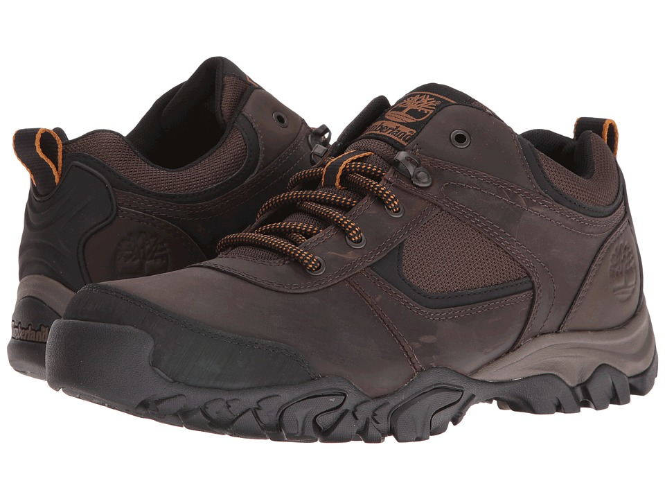 Timberland - MT. Abraham Low (Dark Brown) Men's Shoes