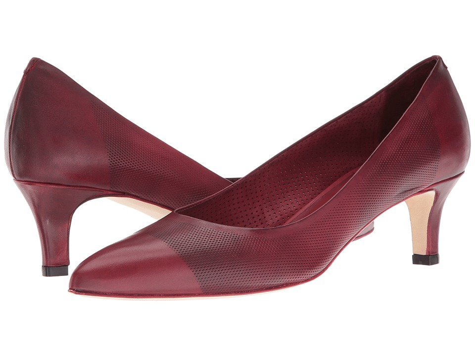 Sesto Meucci Fiona (Red Stain Calf) Women