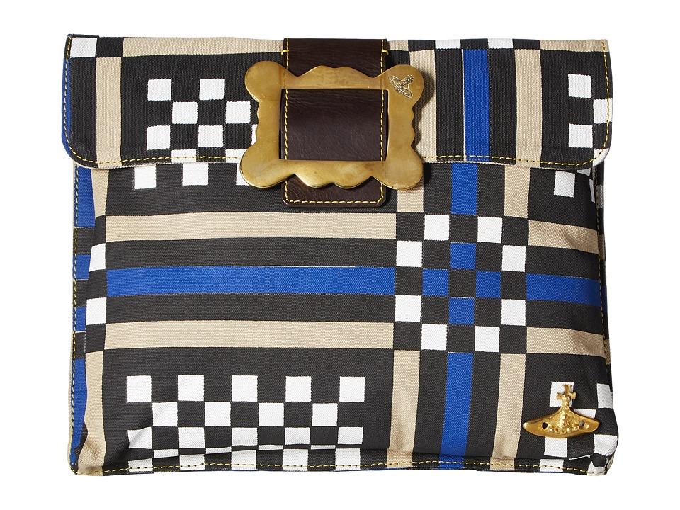 Vivienne Westwood - Africa Blanket Backpack (Multicolor) Backpack Bags