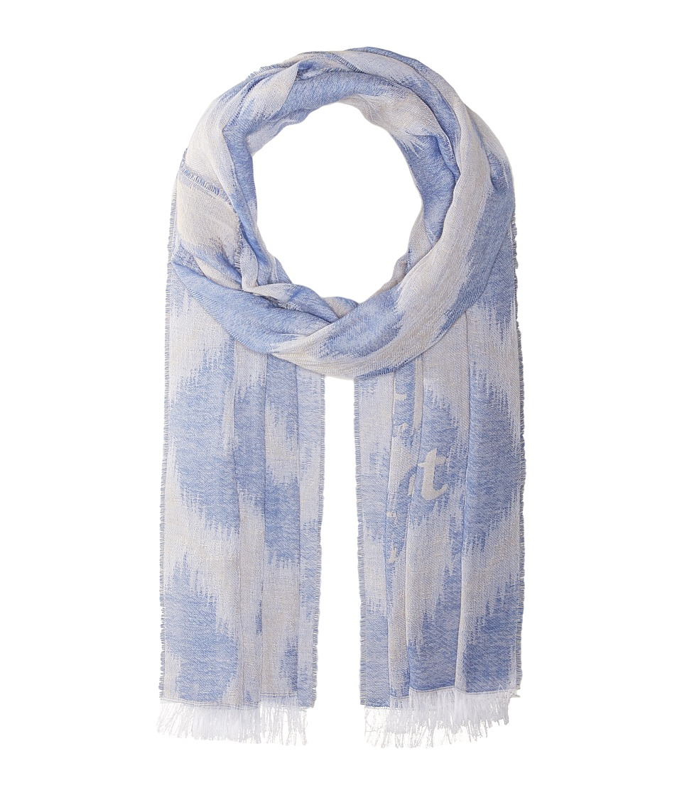 Vivienne Westwood - Respect the Forest Scarf (Light Blue) Scarves
