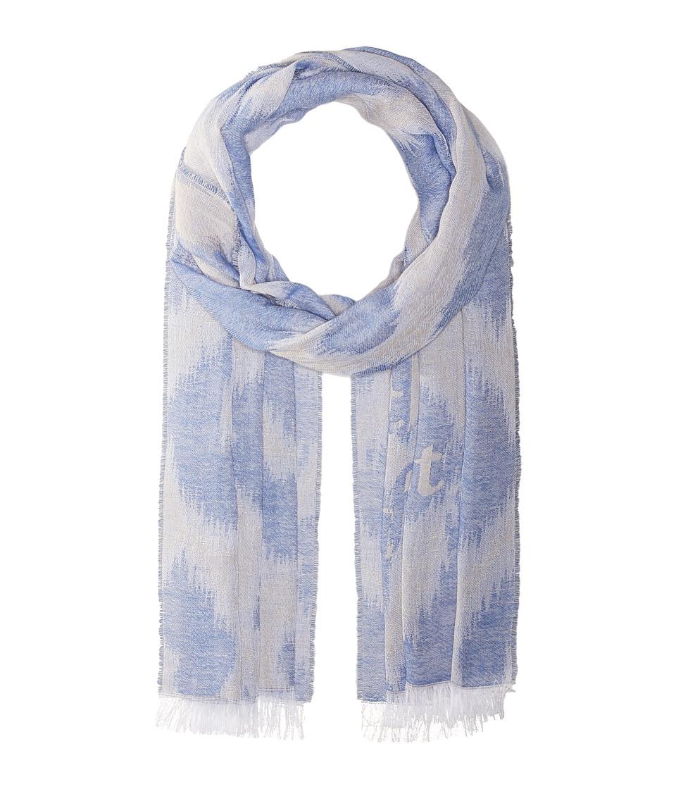 Vivienne Westwood - Respect the Forest Scarf (Light Blue) Scarves