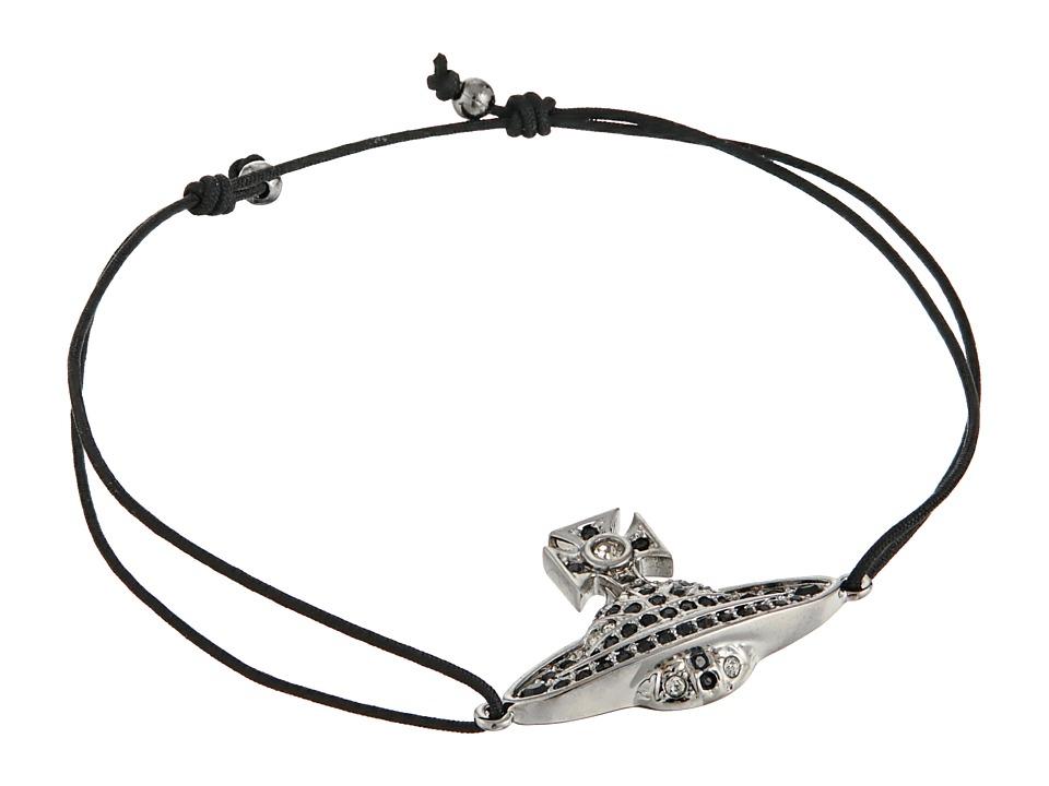 Vivienne Westwood - Man Jack Bracelet (Black Diamond) Bracelet