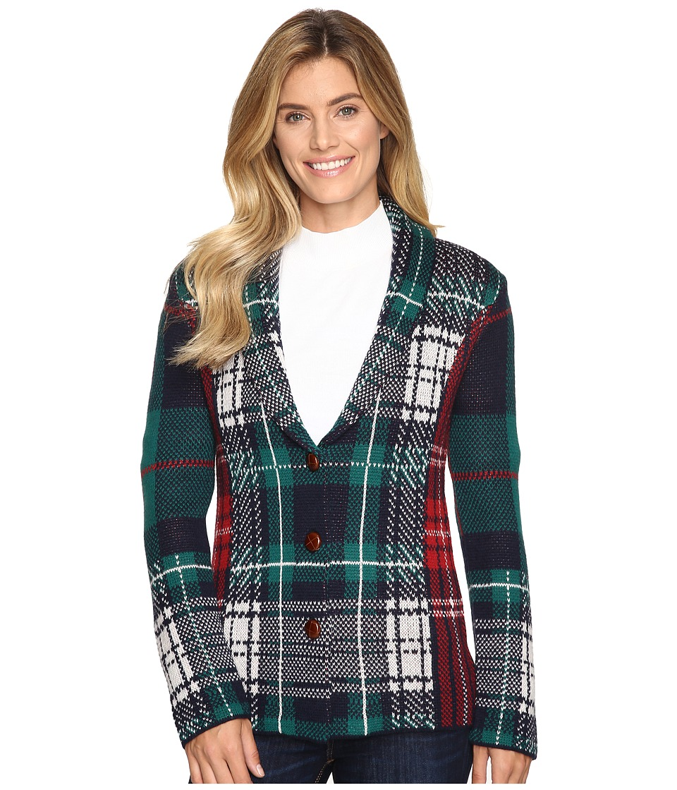 Pendleton - Glasgow Cardigan (Multi) Women's Sweater