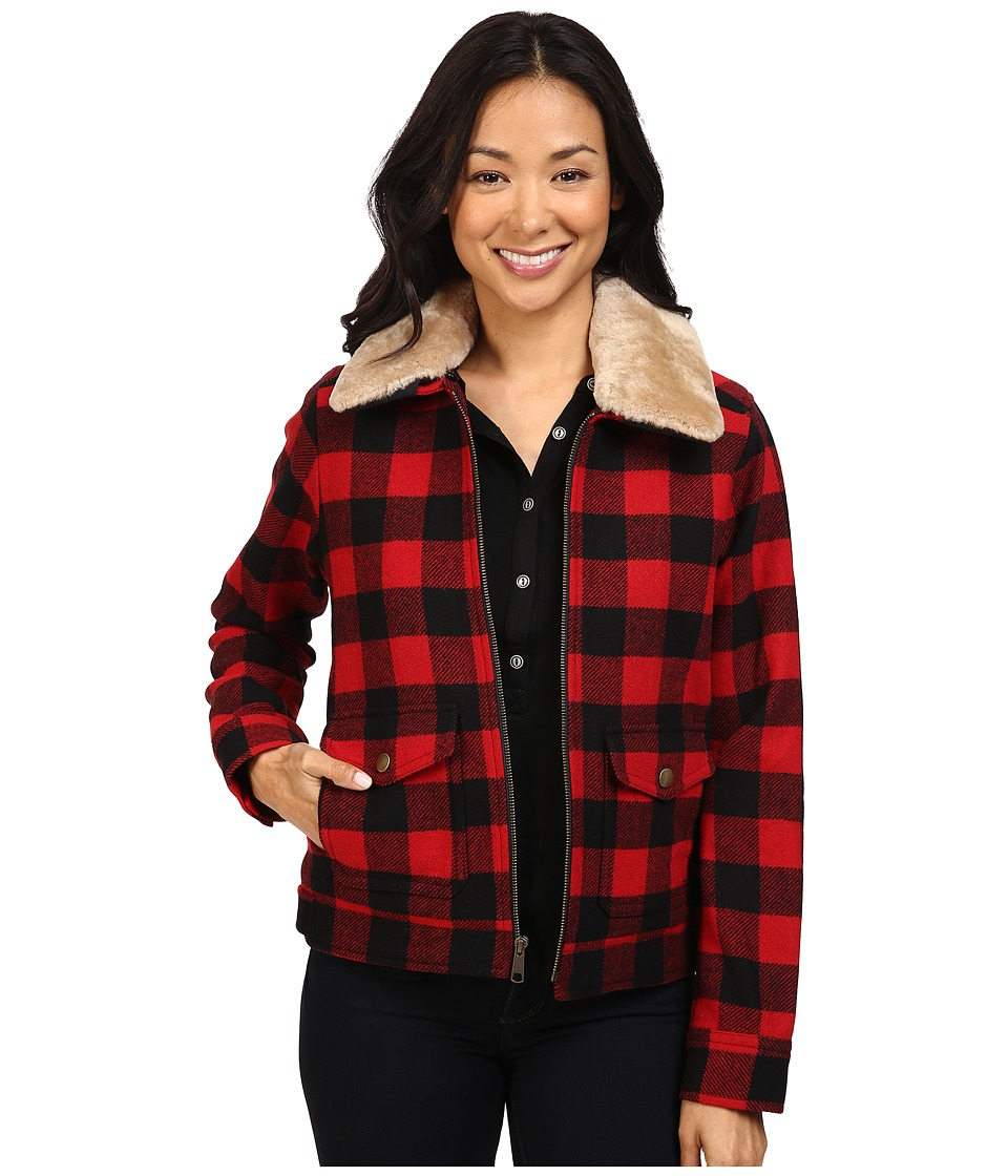 Pendleton - Aurora Coat (Rob Roy Tartan) Women's Coat