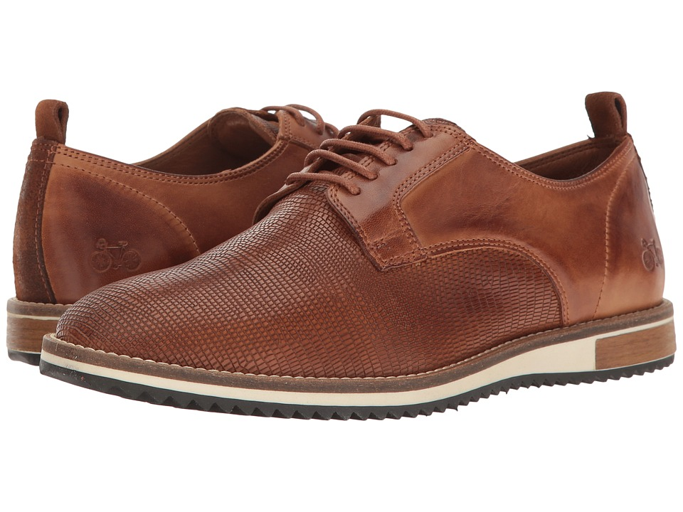 Cycleur de Luxe - Belfast Low (Cognac) Men's Shoes