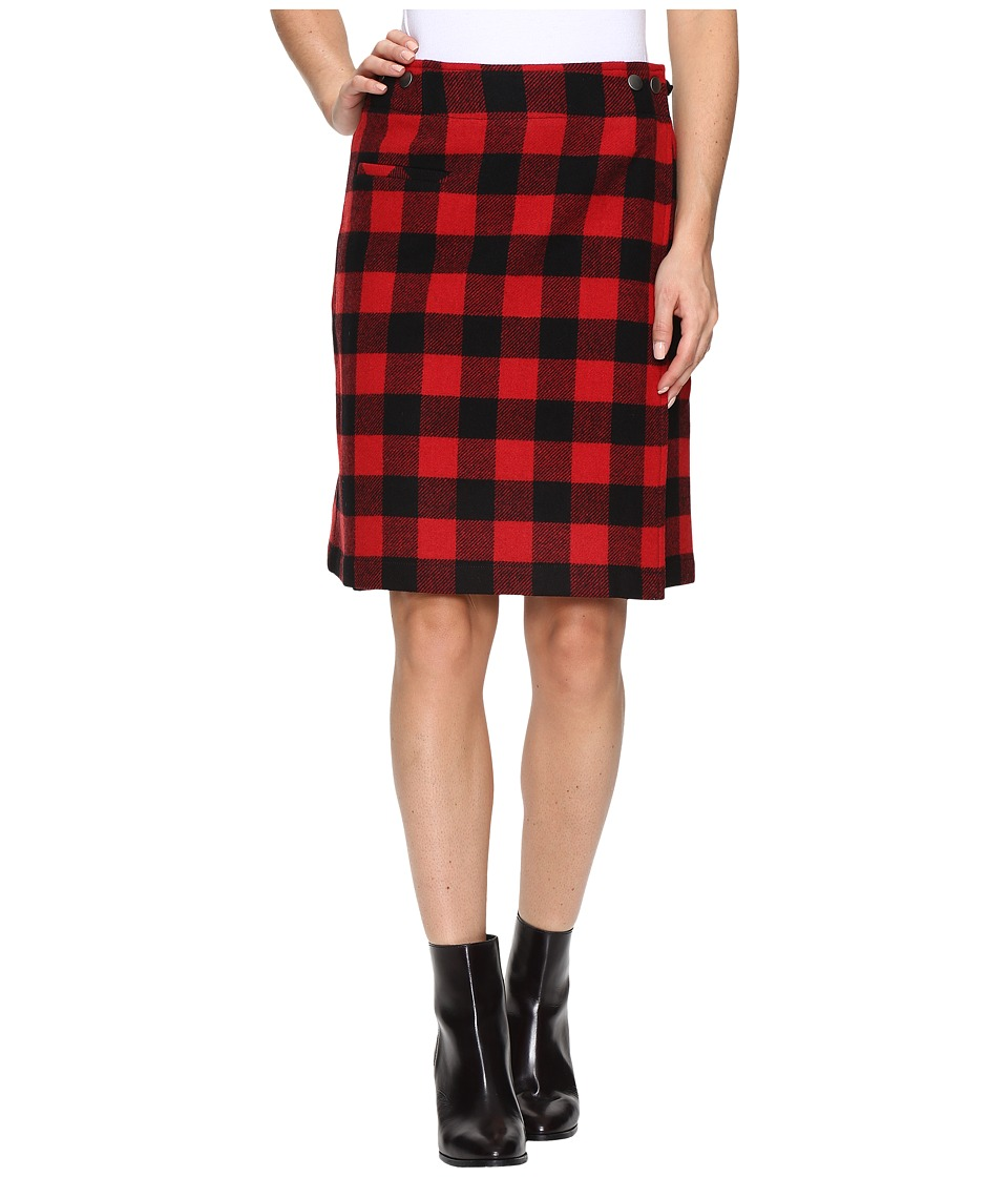 Pendleton - Aurora Wrap Skirt (Rob Roy Tartan) Women's Skirt