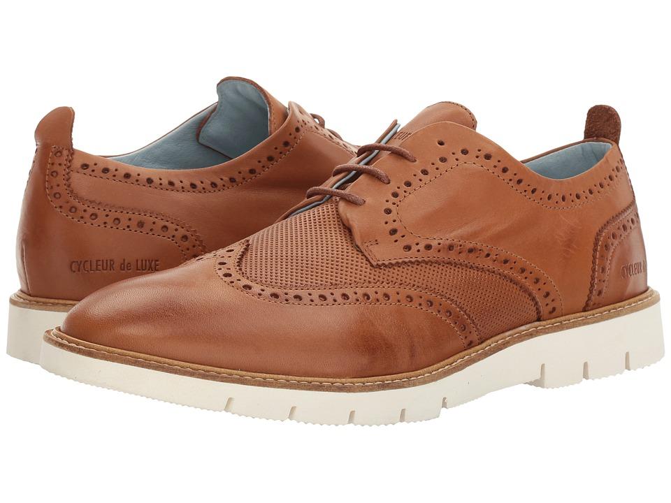 Cycleur de Luxe - Holm (Cognac) Men's Shoes