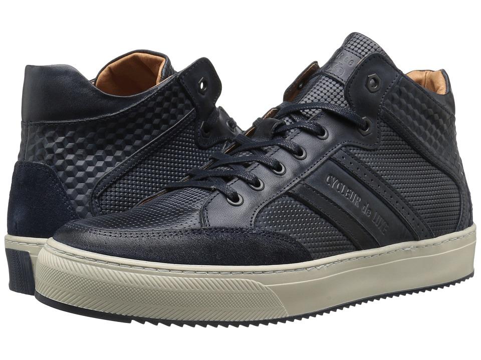 Cycleur de Luxe - Hurley (Navy) Men's Shoes