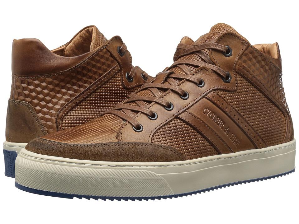 Cycleur de Luxe - Hurley (Cognac) Men's Shoes