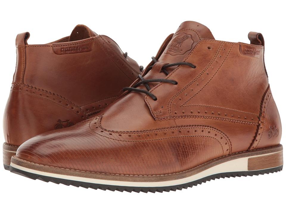 Cycleur de Luxe - Lima (Cognac) Men's Shoes