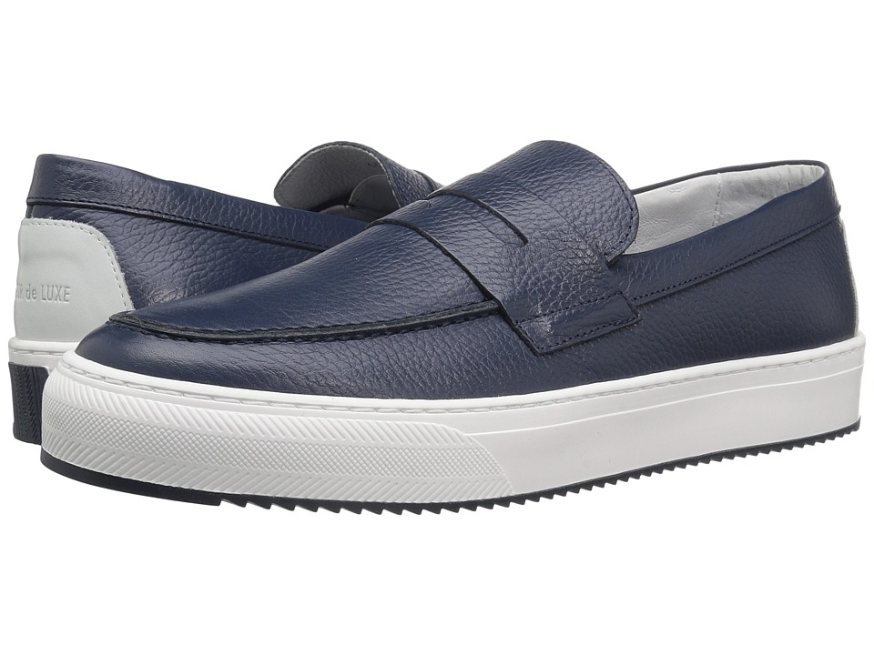 Cycleur de Luxe - Lewis (Navy/White) Men's Shoes