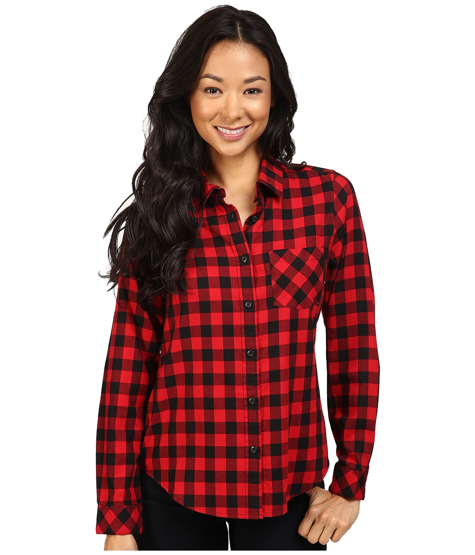 Pendleton - Frankie Plaid Shirt (Rob Roy Tartan) Women's Long Sleeve Button Up