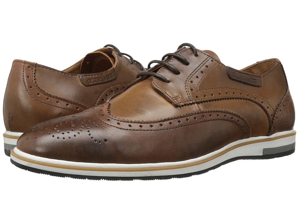 Cycleur de Luxe - Pulsano (Coffee/Cognac/Dark Cognac) Men's Shoes
