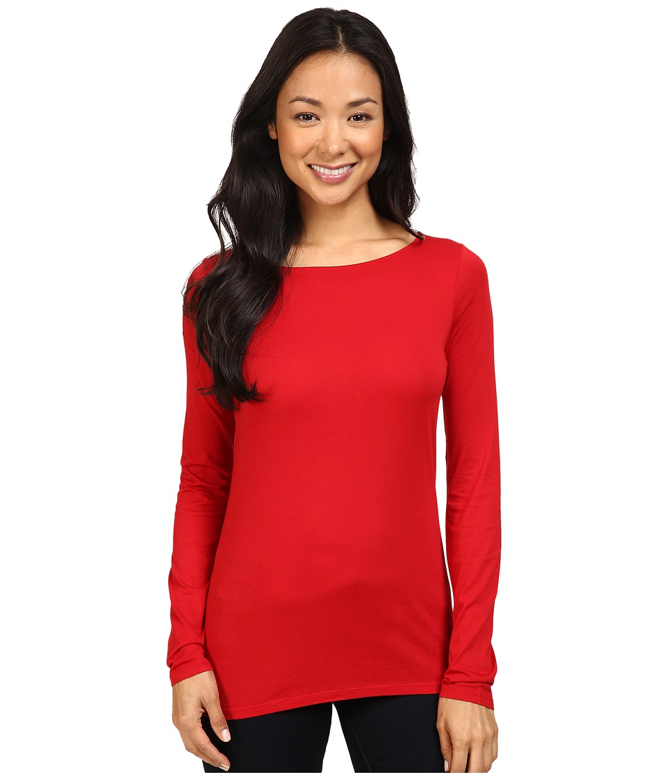 Pendleton Bateau Tee (Cheery Red) Women