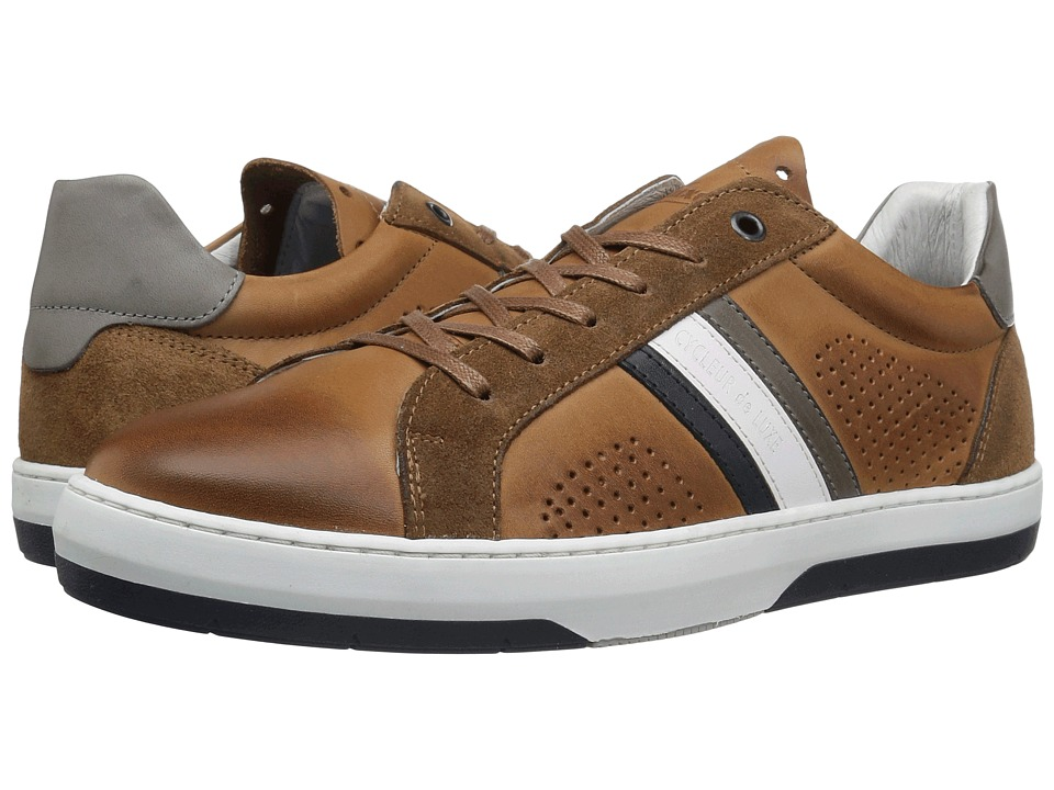 Cycleur de Luxe Ray (Cognac/Grey/White/Navy) Men