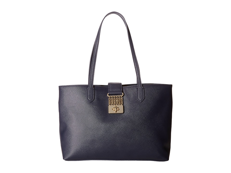 Tommy Hilfiger - Lia Shopper (Tommy Navy) Handbags
