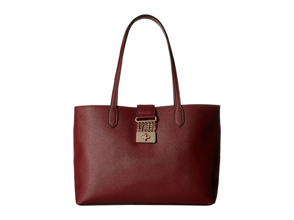 Tommy Hilfiger - Lia Shopper (Cabernet) Handbags