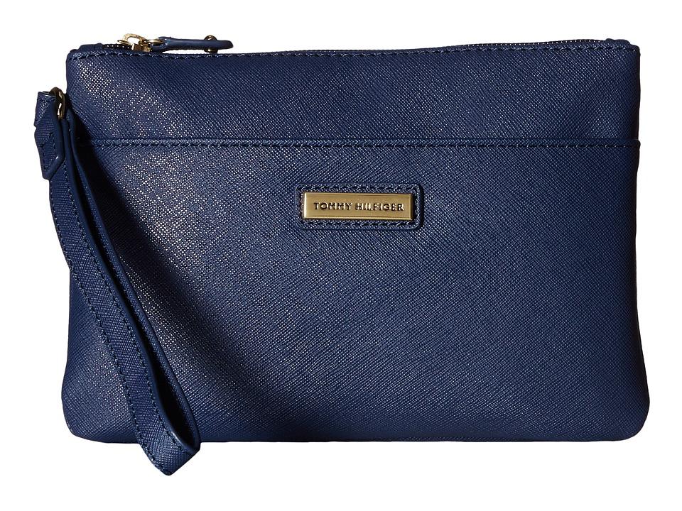 Tommy Hilfiger - Wristlets Wristlet w/ ID (Tommy Navy) Wristlet Handbags