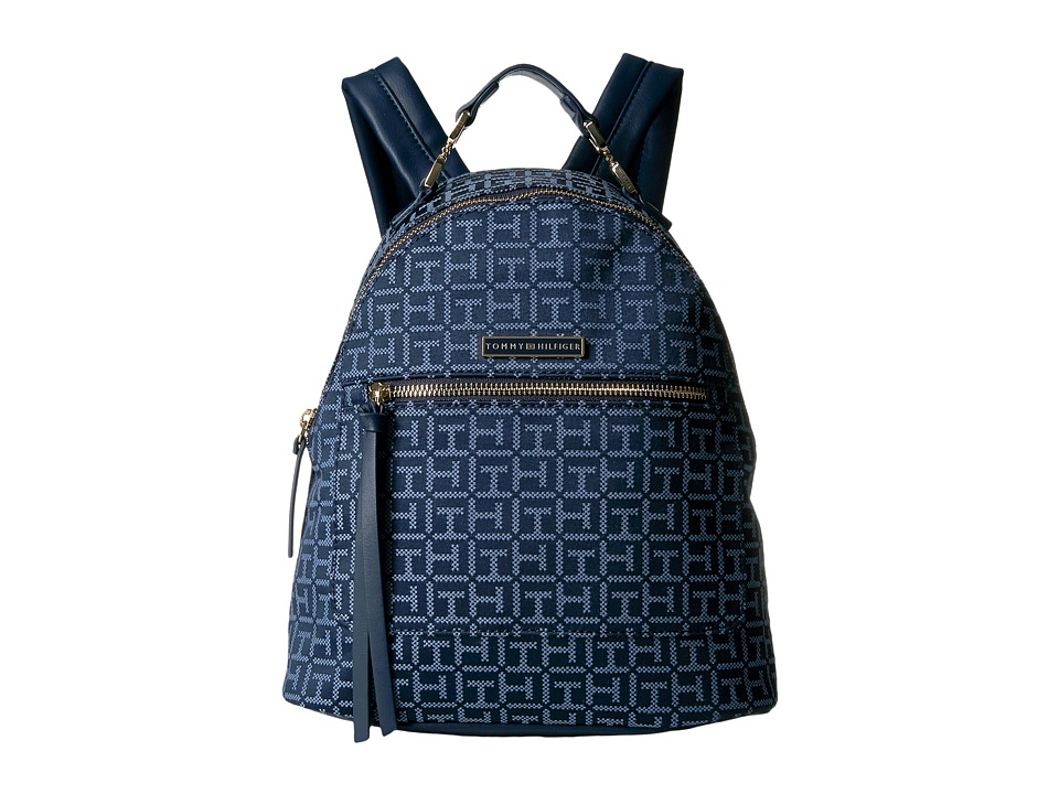 Tommy Hilfiger - Naomi - Backpack (Navy/Lapis) Backpack Bags