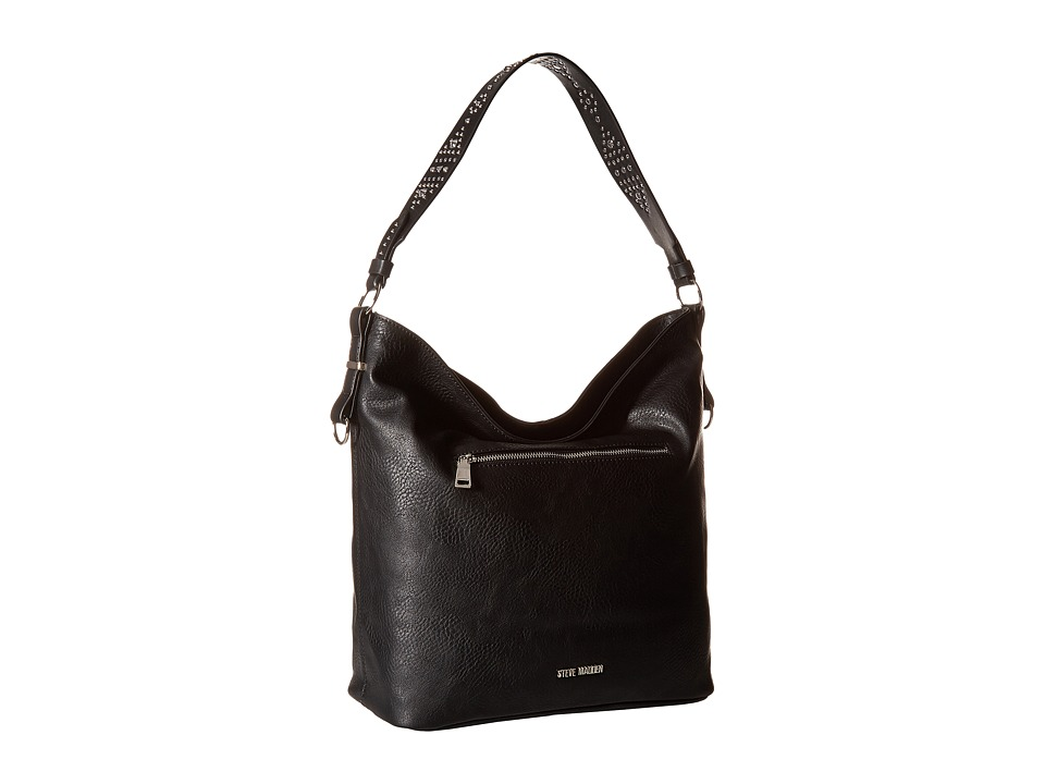 Steve Madden - Hobo (Black) Hobo Handbags