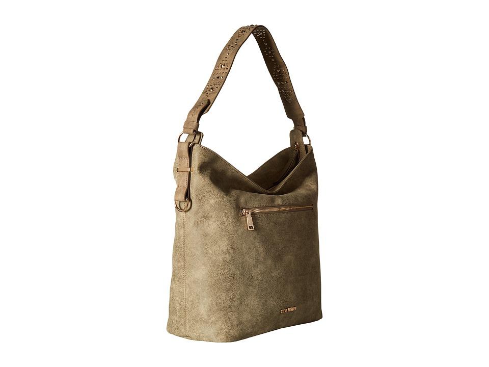 Steve Madden - Hobo (Grey) Hobo Handbags