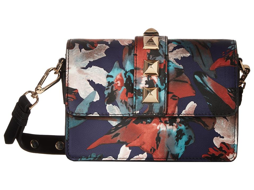 Steve Madden - BDAXX (Blue Flower) Shoulder Handbags