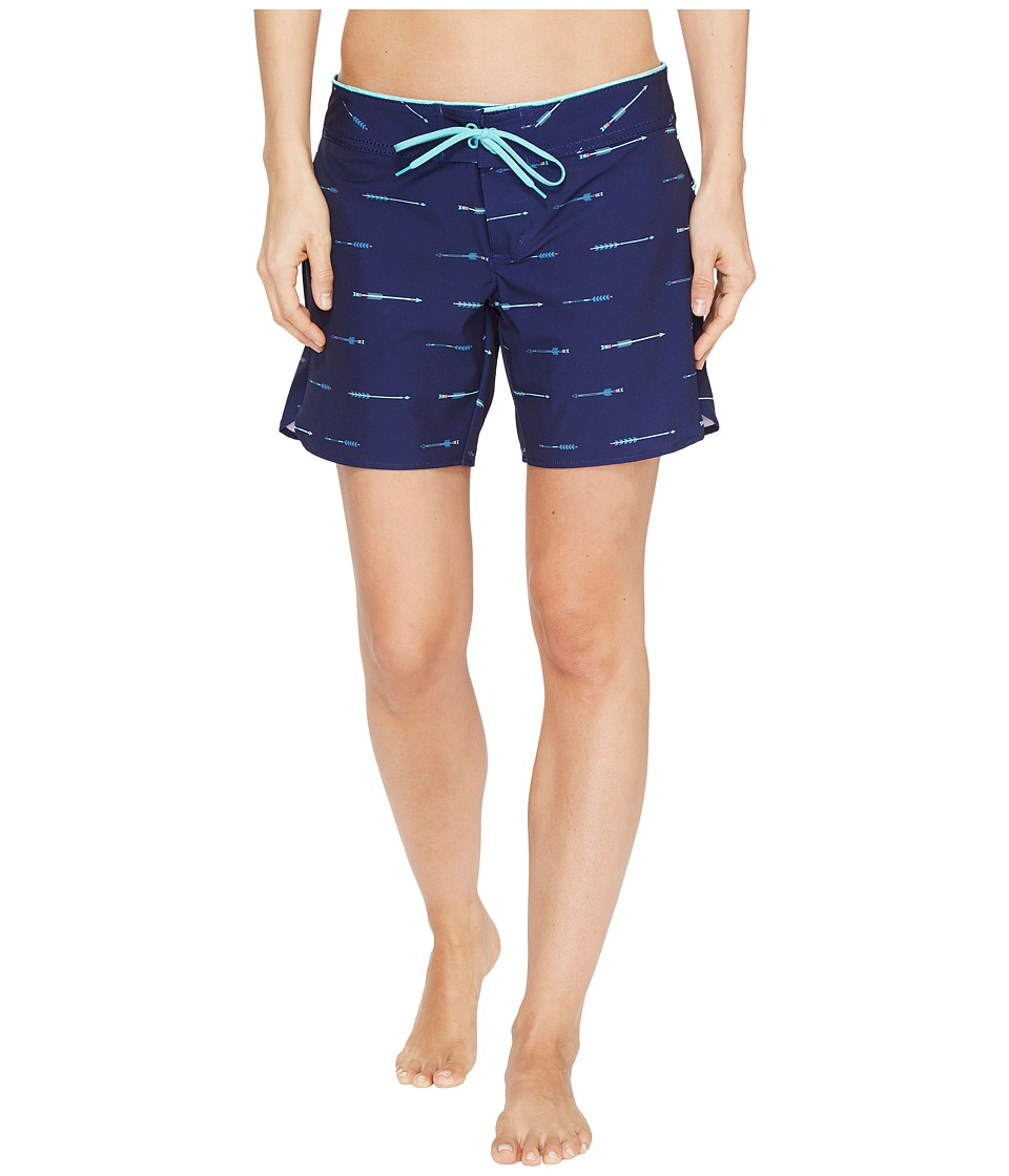 Carve Designs - Noosa Short (Anchor Sahara) Women's Shorts